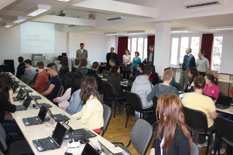 MEGNYITÓ: Geolearn - internetes vaktérképes verseny