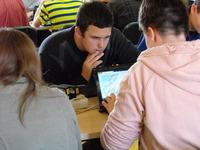 Vakegér és GeoLearn - internetes vaktérképes verseny